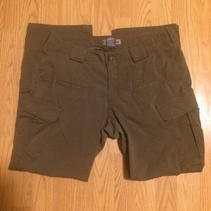 5.11 tactical cargo pants size 12